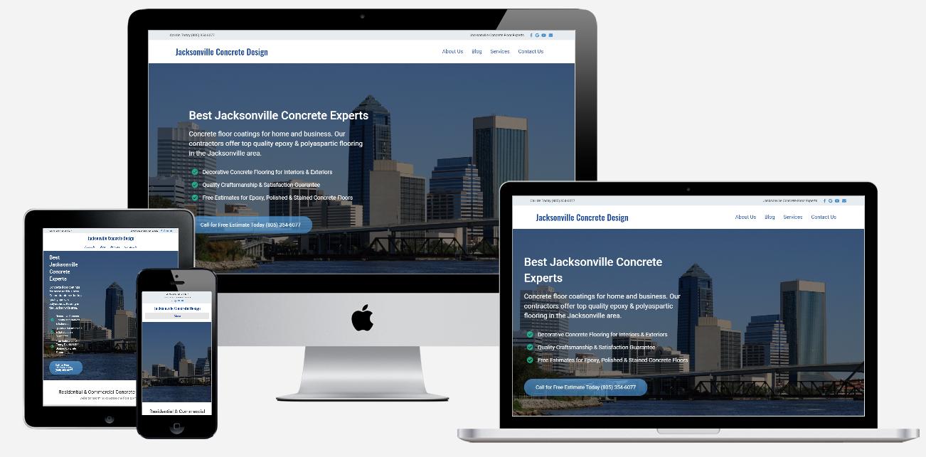 Jacksonville-Concrete-Design-Sample