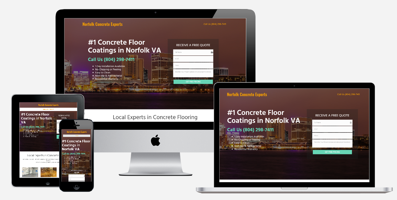 Norfolk-Concrete-Experts-Sample-Design